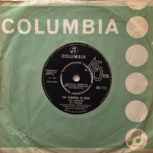 "Seekers (The) - The Carnival Is Over (7"") (G/G)"